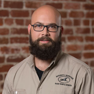 Bounty Hunter Wine Bar & Smokin' BBQ Jeremy Jones