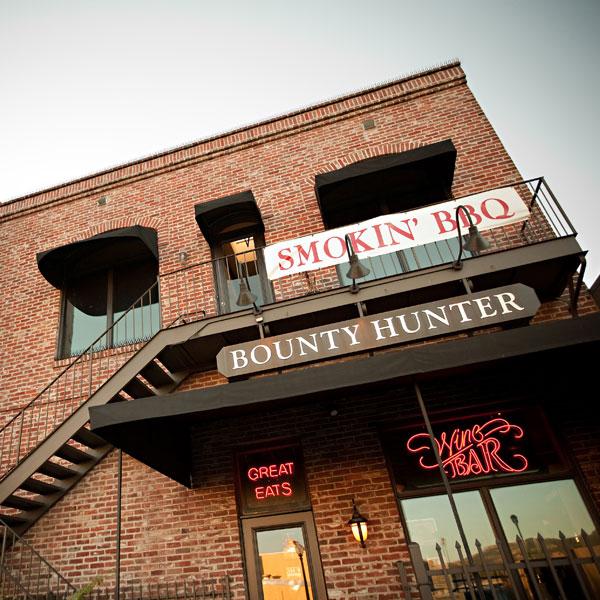 Bounty Hunter Wine Bar & Smokin' BBQ Smoke Pit