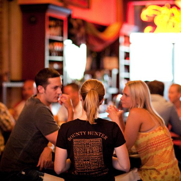 Bounty Hunter Wine Bar & Smokin' BBQ Service